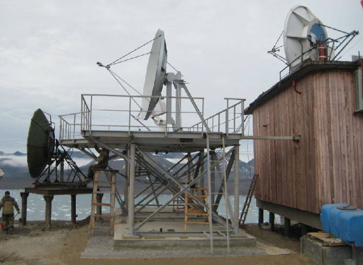 Isatel LLC completes telecommunications infrastructure on Spitsbergen