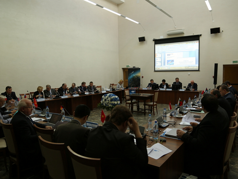 43th session of the Intersputnik Board and 18th session of the Intersputnik Operations Committee