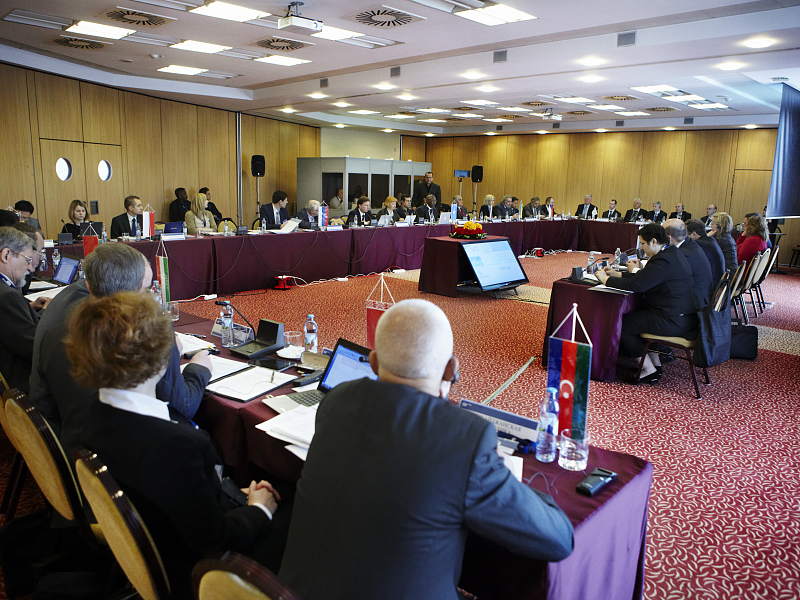 40th session of the Intersputnik Board and 14th session of the Intersputnik Operations Committee