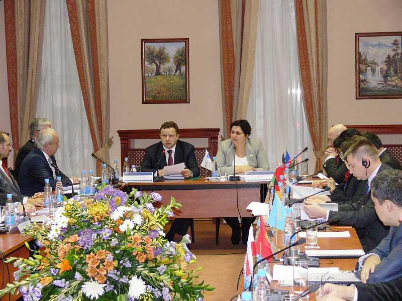 10th meeting of Intersputnik Operations Committee