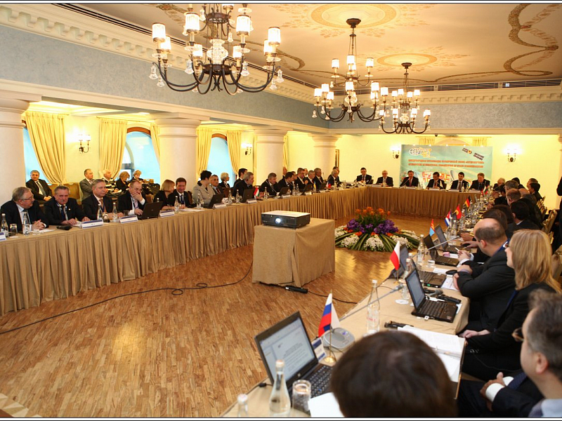 39th session of the Intersputnik Board and 13th session of the Intersputnik Operations Committee