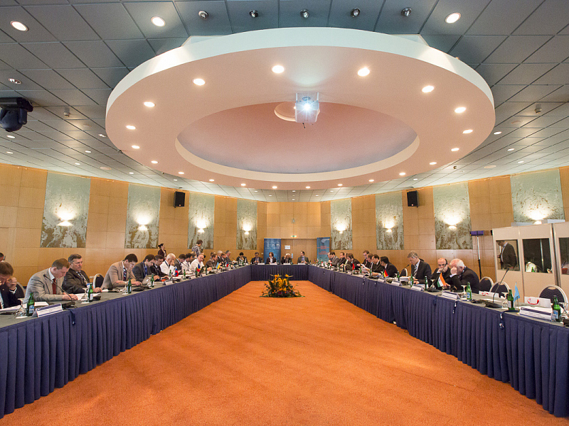 42th session of the Intersputnik Board and 17th session of the Intersputnik Operations Committee